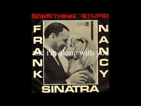 Something Stupid Frank Sinatra Vocal cover by Emilios & Margaret