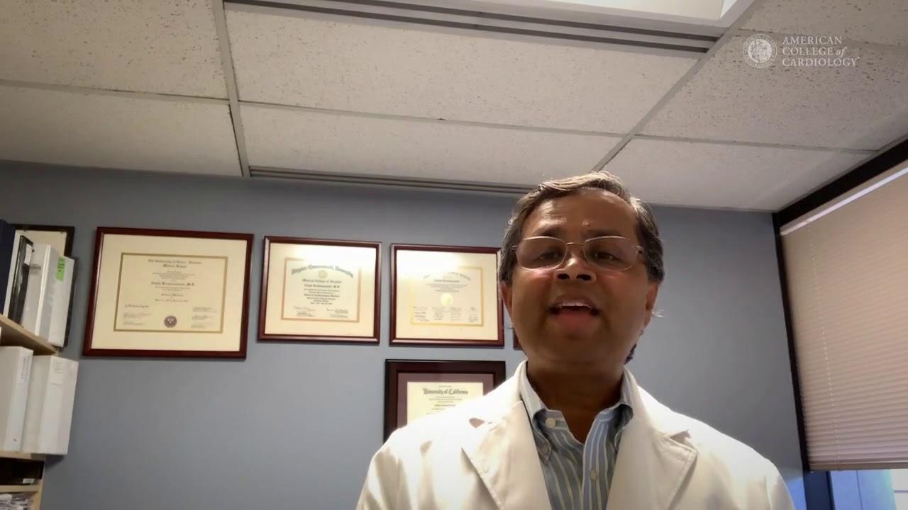 Dr. Krishnaswami Provides Tips for Older Adults | COVID-19 Hub