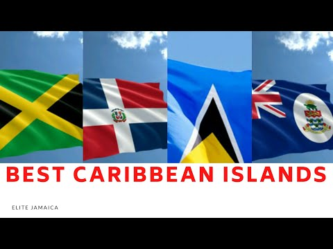 BEST PLACES TO RETIRE IN THE CARIBBEAN ( Top 10 Caribbean Islands 2018)