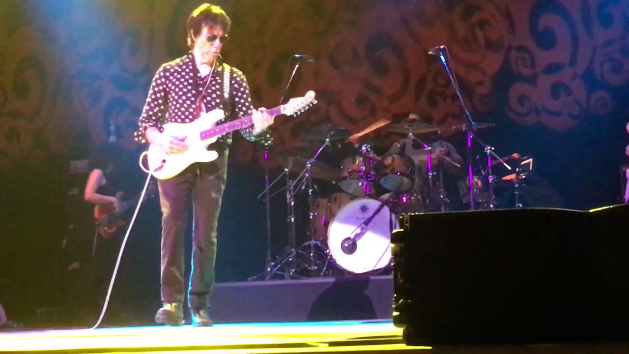 "Jeff Beck ""A Day In The Life""Tokyo International Forum A 1 ..."