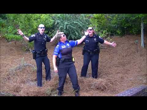 Hear Them Roar! Mt Airy Police Depaartment's Lip Sync Challenge