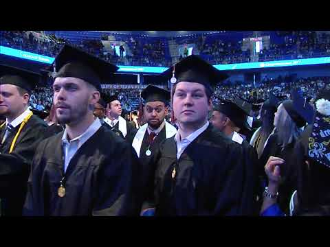 2017 December Commencement - College of Business
