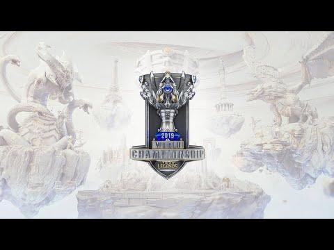 Stream: LoL eSports BR - Mundial 2019: Fase de Grupos | Dia 4