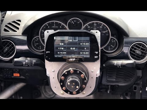How To Install The AiM MXS 1.2 Into A Mazda MX-5