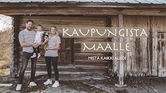 SUURI ELÄMÄNMUUTOS 🚜 | MAKING A BIG LIFE CHANGE (English subtitles)