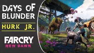 Days Of Blunder Side Mission   Drive Hurk Jr.   Guns For Hire   Far Cry New Dawn