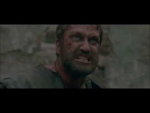 Gerard Butler as Tullus Aufidius (Coriolanus 2011)