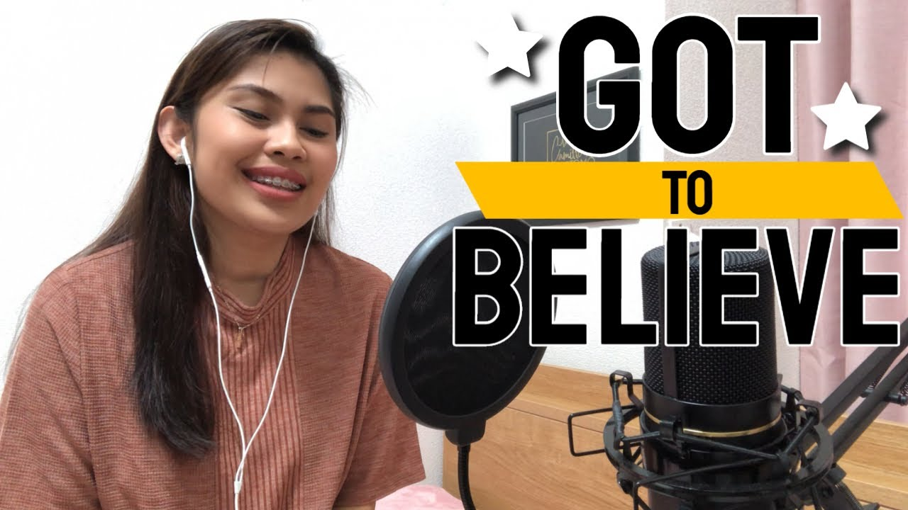 Download Got To Believe (Cover) | Camille Crisostomo