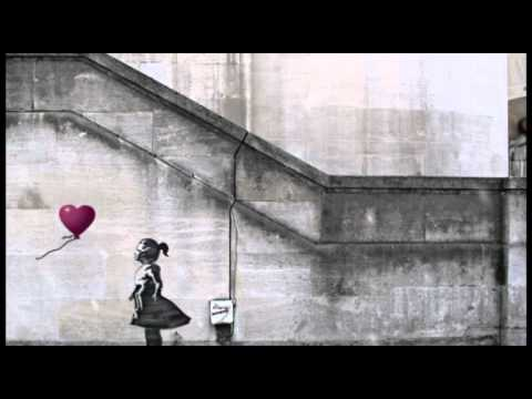 Animation of Banksy's Balloon girl with After effects