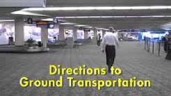 TaxiTerry E Z Jacksonville International Airport Ground Transportation Instructions
