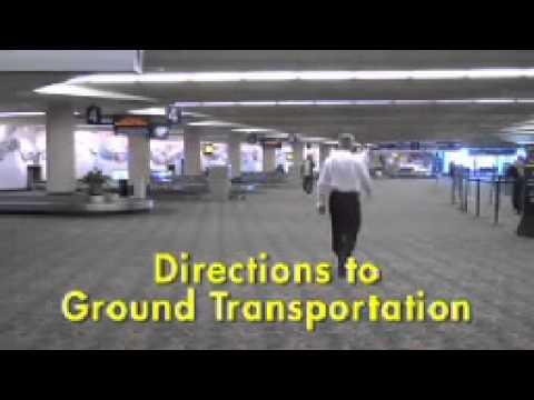 TaxiTerry E Z Jacksonville International Airport Ground Transportation Instructions