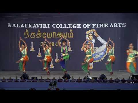 Neeranava...The Prayer Dance...full Lenth Video...Bharathanatyam Welcome Dance...