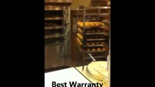 Deck Oven - Vapor Tube