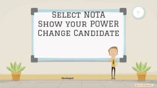 NOTA- A power of common man