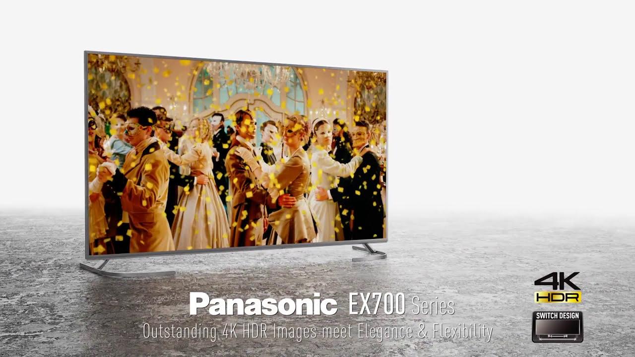 2017 Panasonic Ex700 Uhd 4k Hdr Tv  Hughes Co Uk 01:10 HD