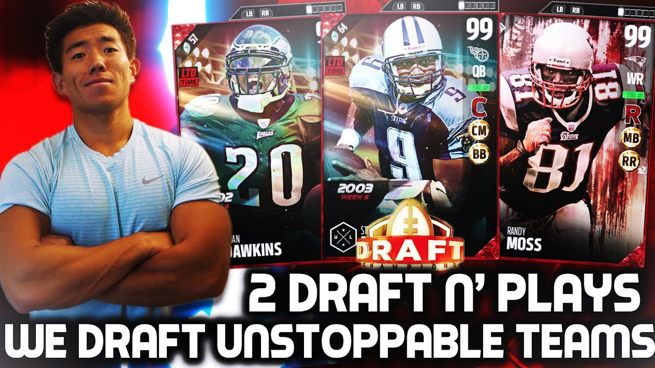 two-amazing-drafts-2-draft-n-plays-madden-17-draft-champions
