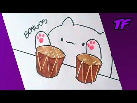 BONGO CAT DRAW :3 ?TF?