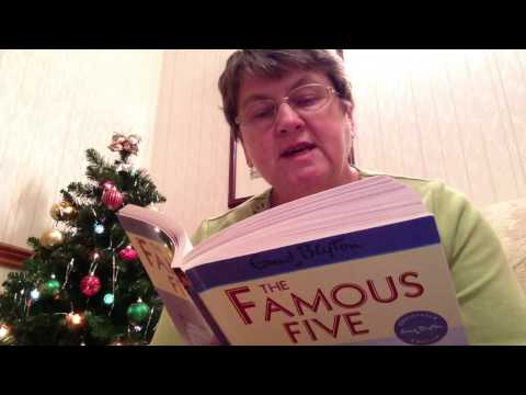 Famous Five Kirrin Island Chapter 16