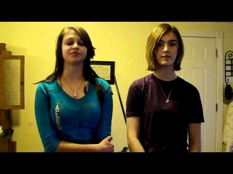 Whiskey Lullaby (Cover) Allie&A-Jay