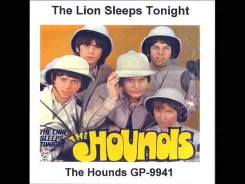 The Hounds - The Lions Sleeps Tonight