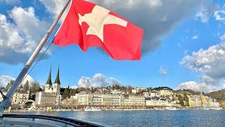 스위스 겨울여행 브이로그✨ㅣ베른, 인터라켄, 로이커바트…