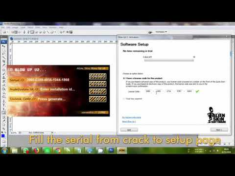 How To Install Alien Skin Plugin In Photoshop