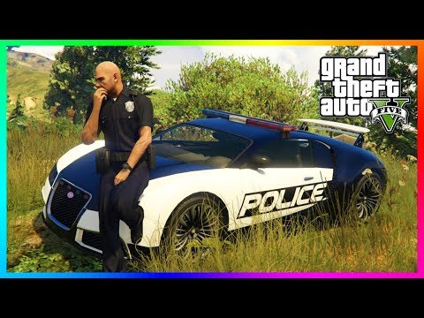 NEW Police Vehicles!  Grand Theft Auto 5  Police Super Cars, Cop Car Upgrades & More! GTA 5