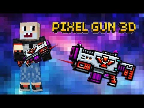 Pixel Gun 3D - Аркадная Винтовка 👍 ARCADE RIFLE (397 серия)