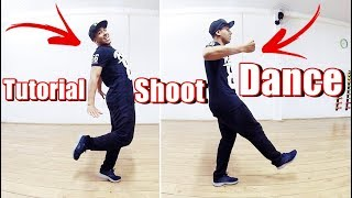 HOW to DANCE HIP HOP | SHOOT DANCE TUTORIAL | FORTNITE REAL LIFE #Brownajuda TUTORIAL
