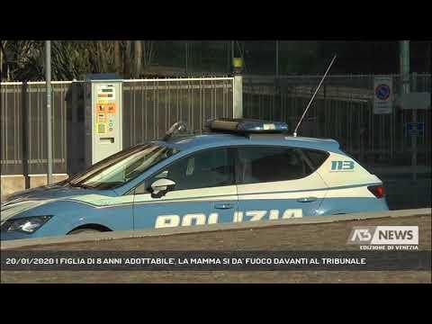 20/01/2020 | FIGLIA DI 8 ANNI 'ADOTTABILE', LA MAM...