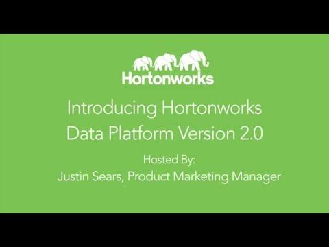 Hortonworks Data Platform - Compare Reviews, Features