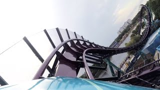 mako pov seaworld orlando new for 2016 roller coaster