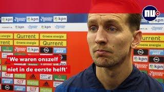 De Jong: 'Nederlaag tegen Feyenoord verschrikkelijk balen'