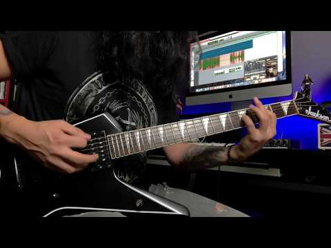 Gus G. // Don't Tread On Me (Live Playthrough video)