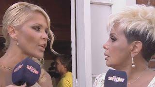Este es el show - Nazarena Vélez y Carmen Barbieri estuvieron cara a cara después de la pelea
