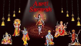 Aarti Sangrah - Ganesh Ji | Vishnu Ji | Shiv JI | Durga Maa | Kunj Bihari | Kali Mata | Hanuman Ji