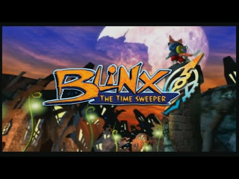 Blinx: The Time Sweeper - Walkthrough Round 1