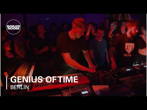 Genius of Time Boiler Room Berlin Live Set