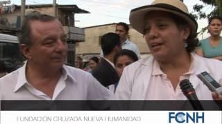 Fundación Cruzada Nueva Humanidad: 33 años ayudando a los ecuatorianos