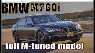 [NEWS TODAY]  BMW M760i Price, Interior Exterior - Full M tuned Model