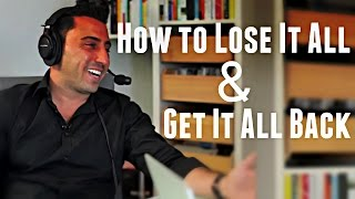 How to Lose It All and Get It All Back: Celebrity Realtor Josh Altman
