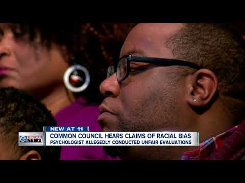 Buffalo Common Council hears claims of bias in Police, Fire hiring practices
