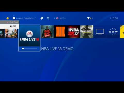 HOW TO GET NBA LIVE 18 DEMO EARLY FAST | Full Tutorial