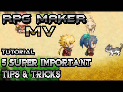RPG Maker MV Tutorial How to Import your DLC by Driftwood Gaming
