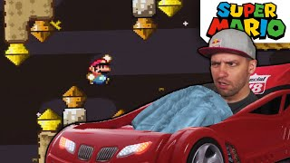 Too Old for my Cars Bed? (Super Hark Bros 2 - Part 2) | Super Mario World ROM Hack