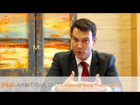 Mauritius Union CEO Message 2015