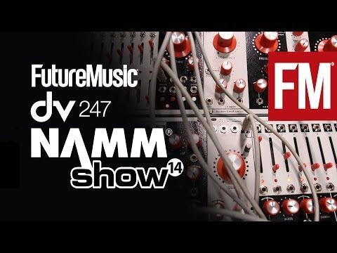 NAMM 2014: Verbos Electronic Modular Synthesizer