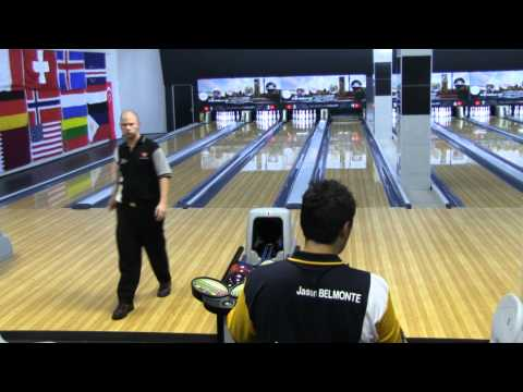 Tommy Jones vs Jason Belmonte - Qualifier Match 2011 Bowling World Cup South Africa Top 8