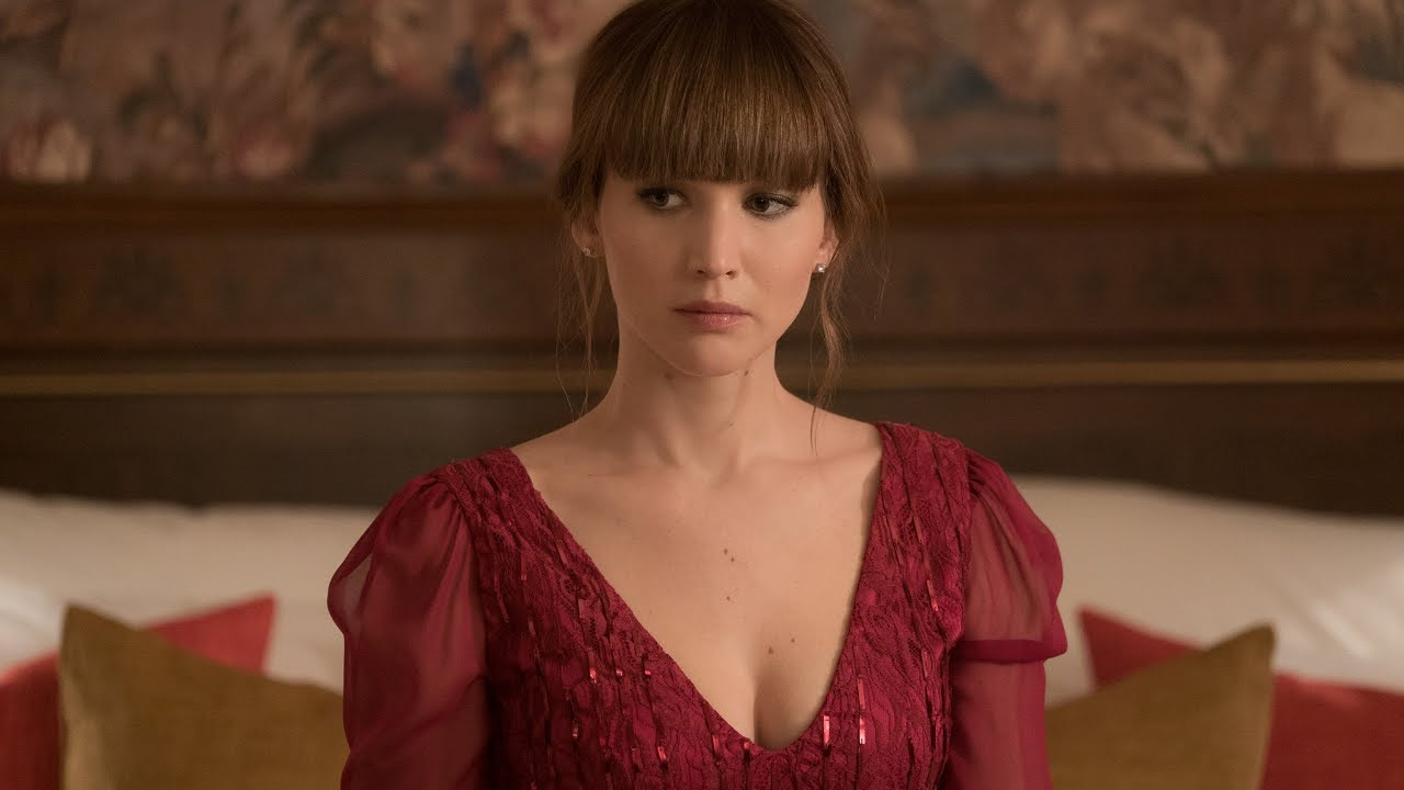 RED SPARROW Movie Clips & Trailers - YouTube