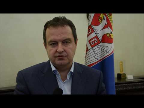 Video Message - Ivica Dacic, First Deputy Prime Minister and Minister of Foreign Affairs
